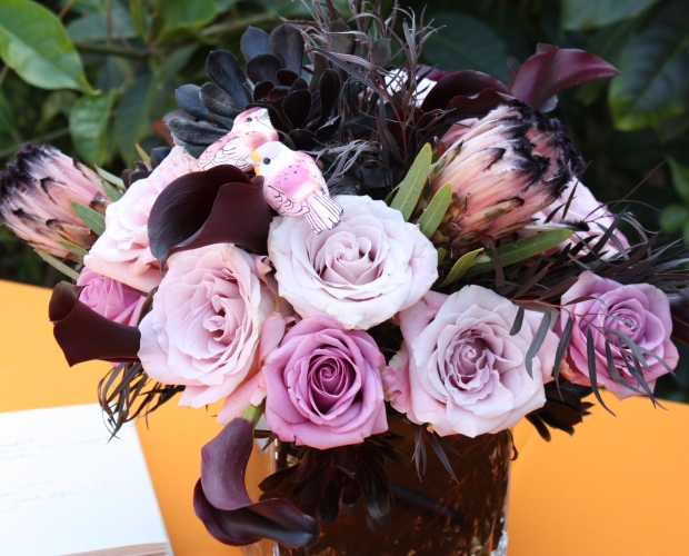 San Diego Wedding Florist Centerpieces